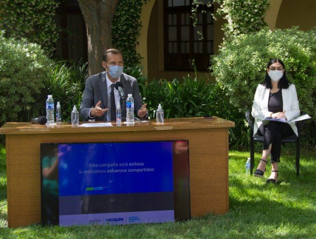 Más de mil voluntarios para el plan de vacunación en Neuquén