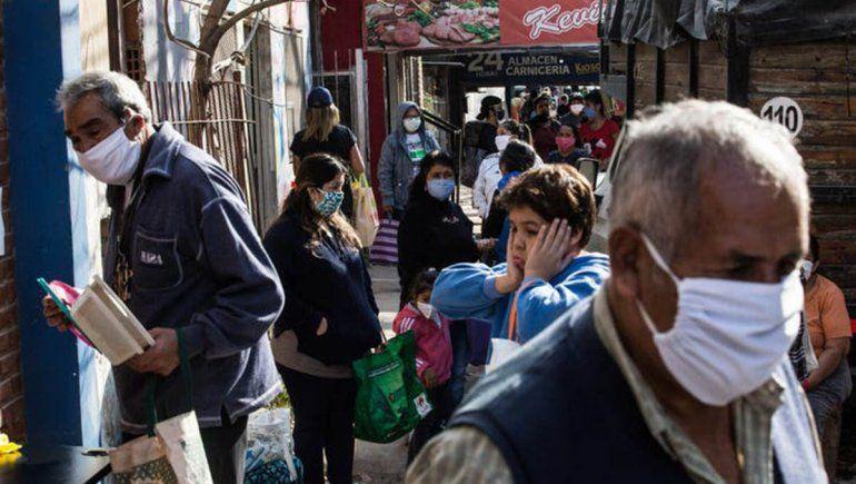 El coronavirus en una escalada sin frenos: 1226 casos en un solo día