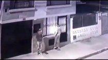 querian robar, pero terminaron asaltados por otros ladrones
