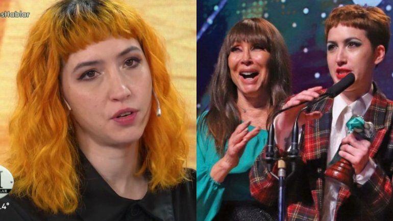 Sofía Gala fue implacable con Moria Casán: Hay cosas que no le perdono a mi mamá