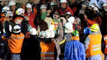 a 10 anos del rescate milagroso de los 33 mineros chilenos que emociono al mundo