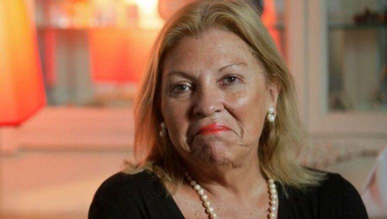 Vacunagate, La Cámpora y el palo a JxC: los dichos explosivos de Carrió