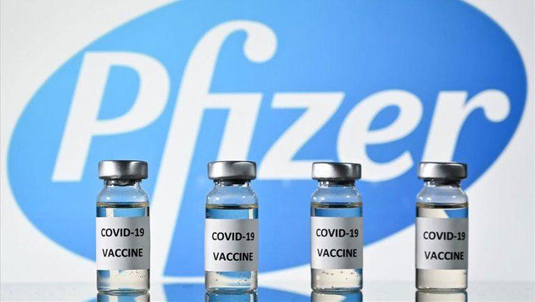 Pfizer pidió la autorización de emergencia para su vacuna