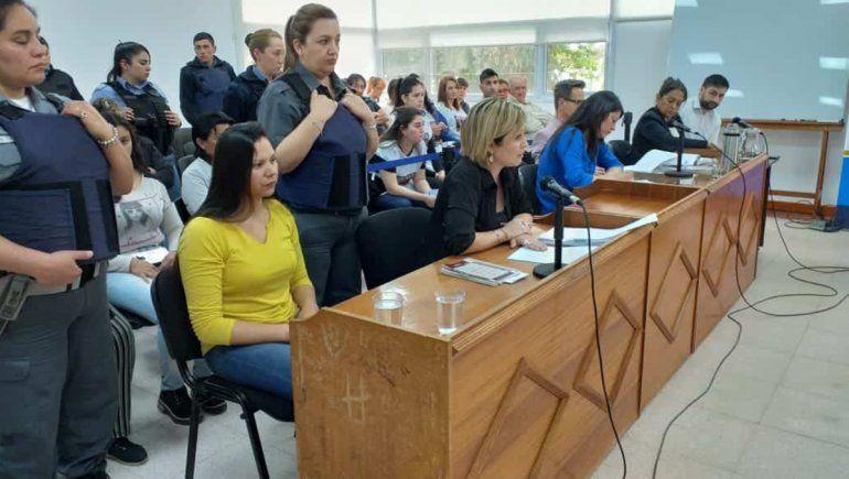 Plaza Huincul: arranca el juicio contra la cabo Hernández
