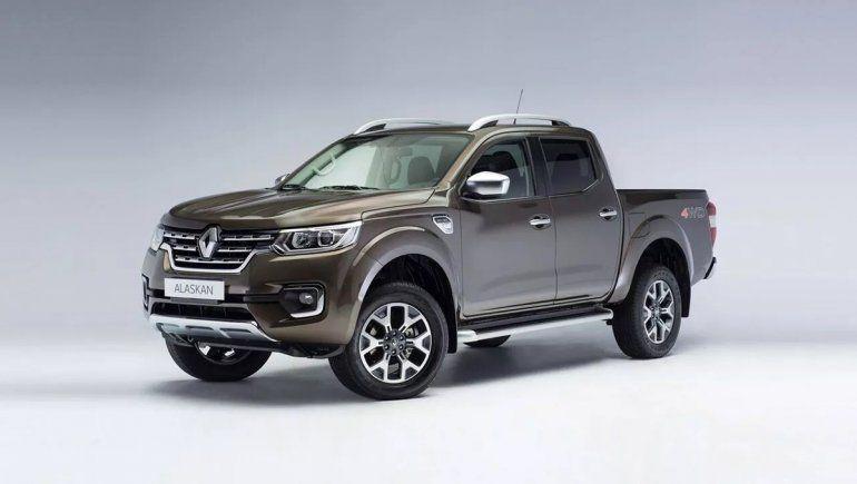 Renault ya prueba su nueva pickup en Argentina