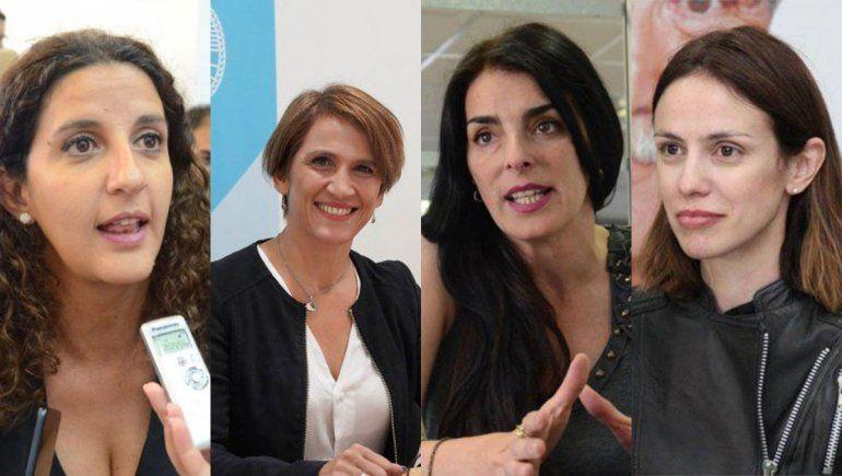 Fuerte pulseada de las mujeres peronistas por encabezar la lista en las PASO