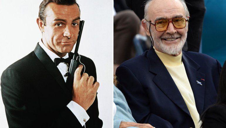 A los 90 años, murió Sean Connery, el legendario James Bond
