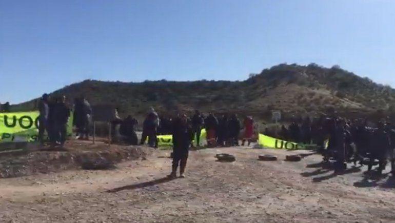 Tras un paro, UOCRA llegó a un acuerdo en un área de Vaca Muerta