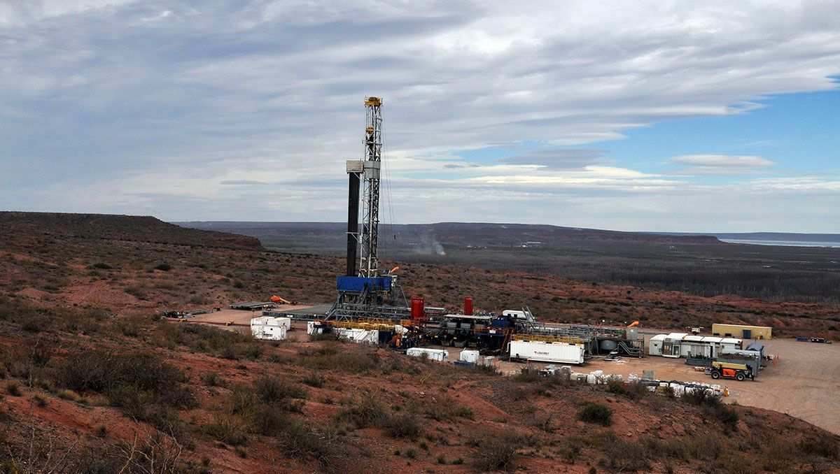 Loma Campana es el área donde más shale oil se obtiene en el país. Es el laboratorio desde donde YPF impulsó el desarrollo de los no convencionales.