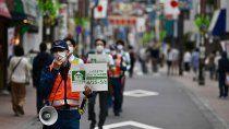 rebrote: japon corta incentivos para el turismo
