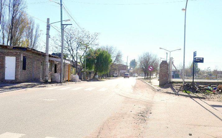 El crimen sucedió en calles Racedo y Thomas del barrio Belén.