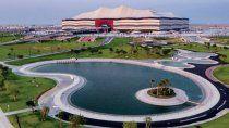¡esta listo! asi es el estadio inaugural de qatar 2022
