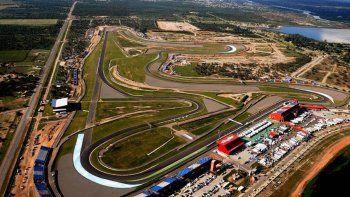 El GP de Argentina de Moto GP fue aplazado por las nuevas restricciones que se imponen por el Covid-19
