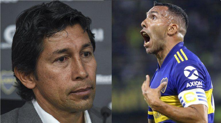 Boca no tiene paz: se filtró el audio de Bermúdez criticando a Tevez