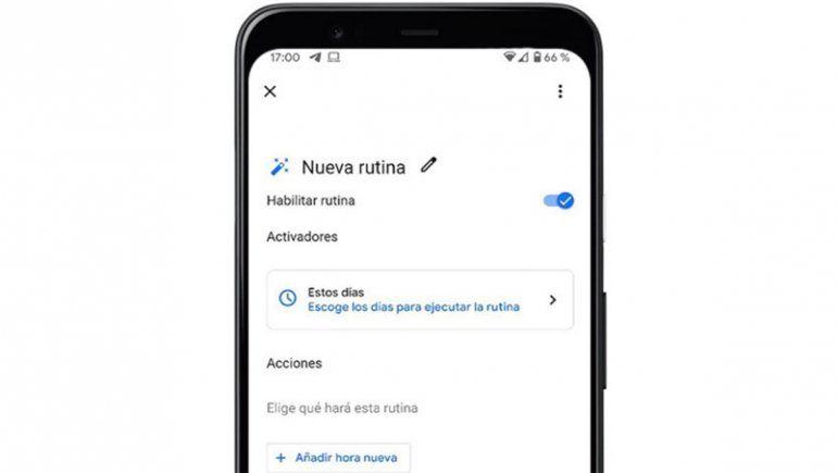 Google estrenó su nuevo asistente de rutinas: así podés configurarlo