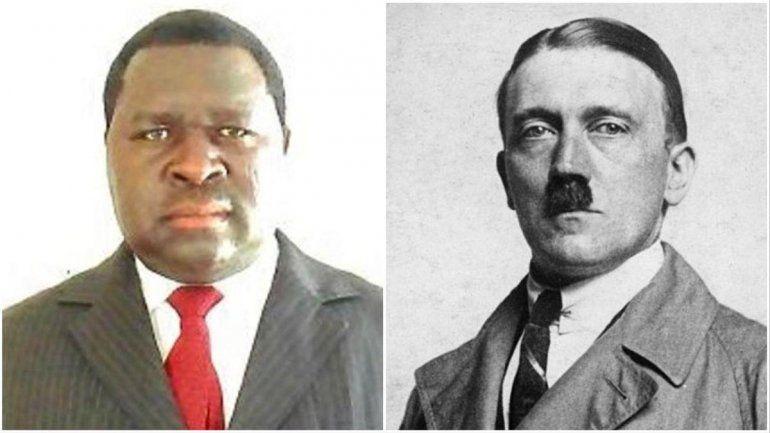 Se llama Adolf Hitler y ganó las elecciones en Namibia: No vengo a dominar el mundo