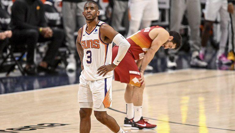 Denver no pudo con Phoenix y se terminó la temporada para Campazzo