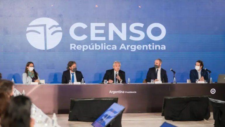 Alberto Fernández reveló cuándo se hará el próximo Censo
