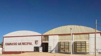 Zapala: por sexta vez en un año roban en el gimnasio municipal
