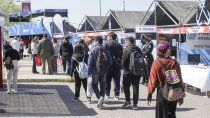 expo vocacional: en el primer dia, los jovenes se volcaron a las carreras tradicionales