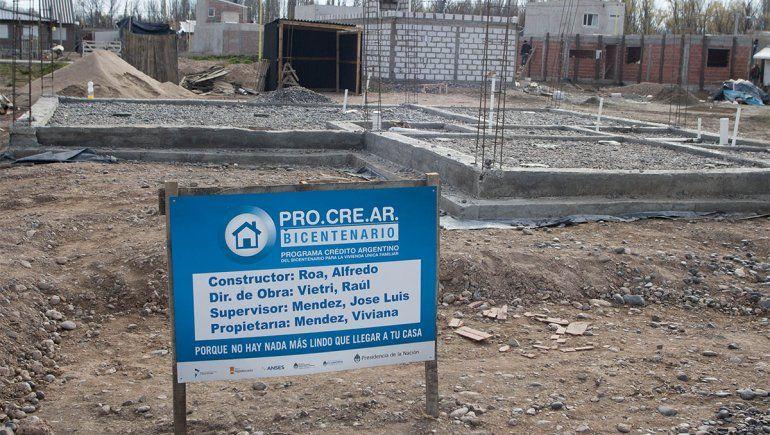 Procrear: abren inscripción para construir y ampliar viviendas