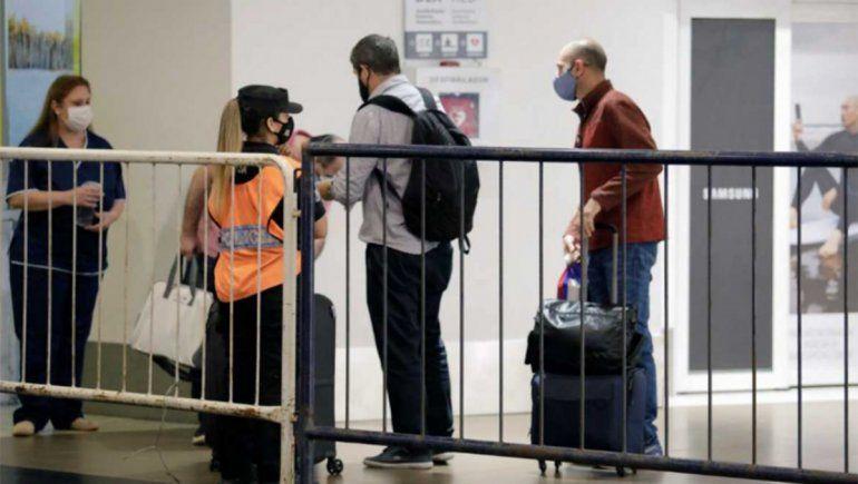 Córdoba: internaron con neumonía bilateral al hombre que introdujo la variante Delta