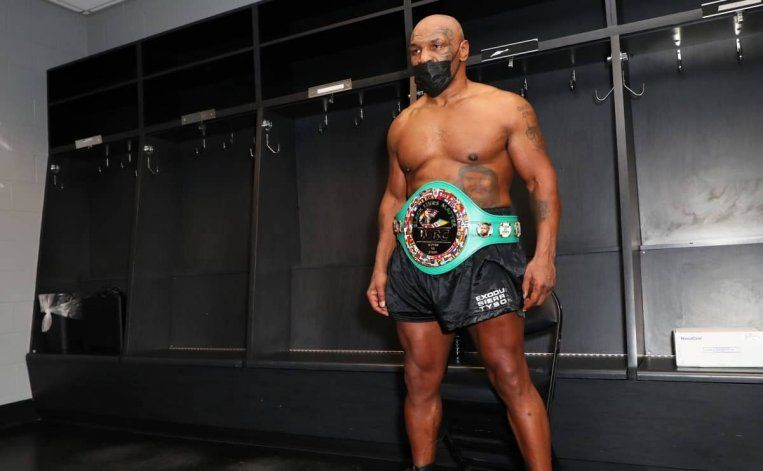 ¿Cuál es el secreto de Tyson para lograr su sorprendente físico a los 54 años?