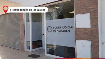 Fiscalía Rincón de los Sauces