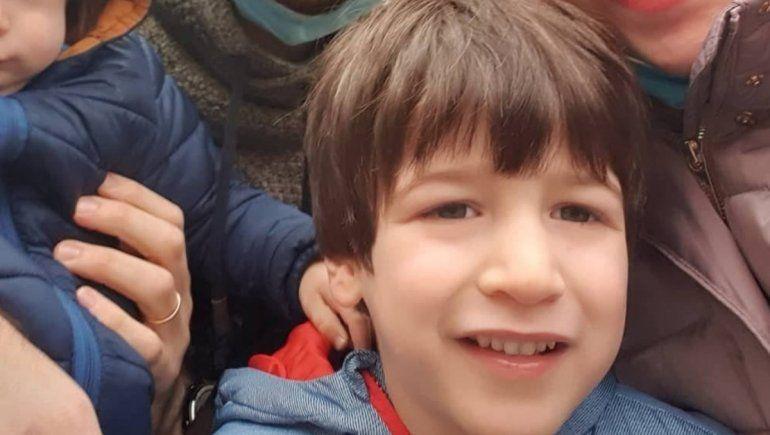 Italia: el niño del milagro fue secuestrado por su abuelo