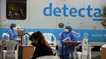 Neuquén reportó 82 casos y dos fallecidos por coronavirus