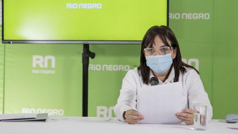 Un muerto en Río Negro y 26 nuevos casos en Cipolletti