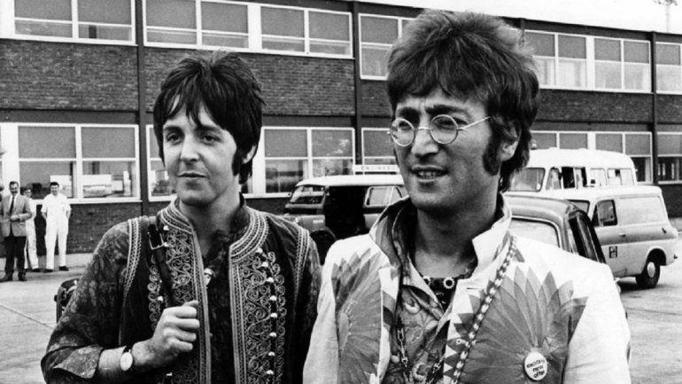 Las diferencias entre McCartney y Lennon terminaron con una banda inolvidable.