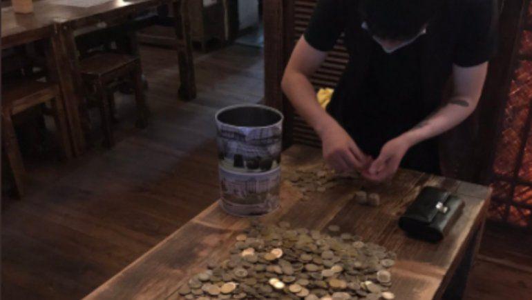 Viral: argentino que trabaja como delivery en Alemania juntó 2.000 euros en propinas