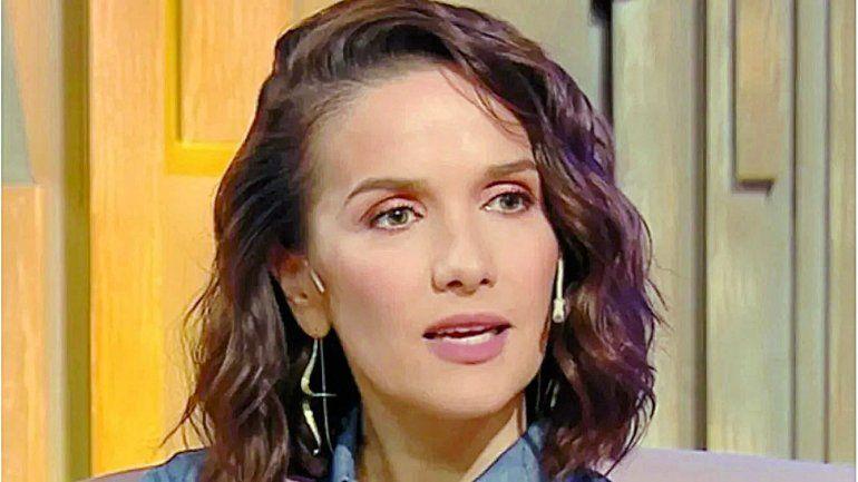 Natalia Oreiro confesó que fue víctima de bullying