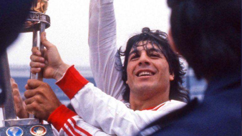 El Búfalo Funes, el héroe que le dio la primera Libertadores a River y murió a los 28