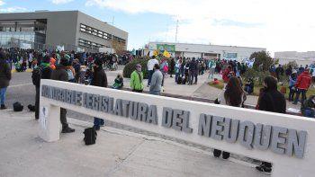 La Legislatura dio aval para el endeudamiento pedido por Gutiérrez