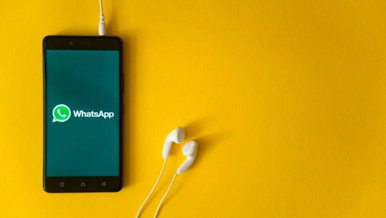 Existen dos maneras de colocar música en los estados de WhatsApp. | Foto cortesía.