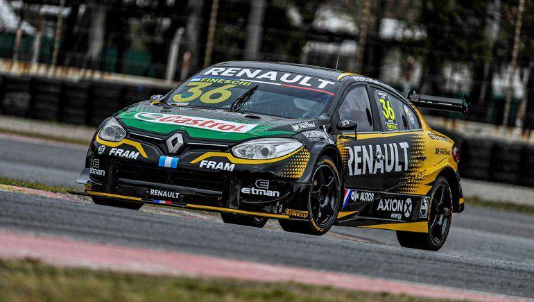 Damián Fineschi se llevó todo en la quinta fecha del Súper TC2000 en Buenos Aires