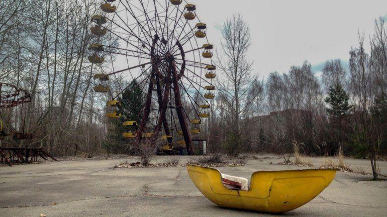 Se cumplen 34 años de la tragedia nuclear en Chernóbil