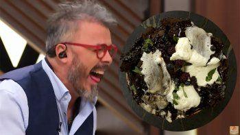 La torta de María ODonnell que provocó carcajadas en el jurado y muchos memes