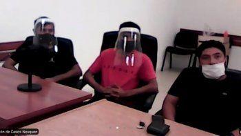 Confirman penas a dos gitanos por estafas y van a la cárcel