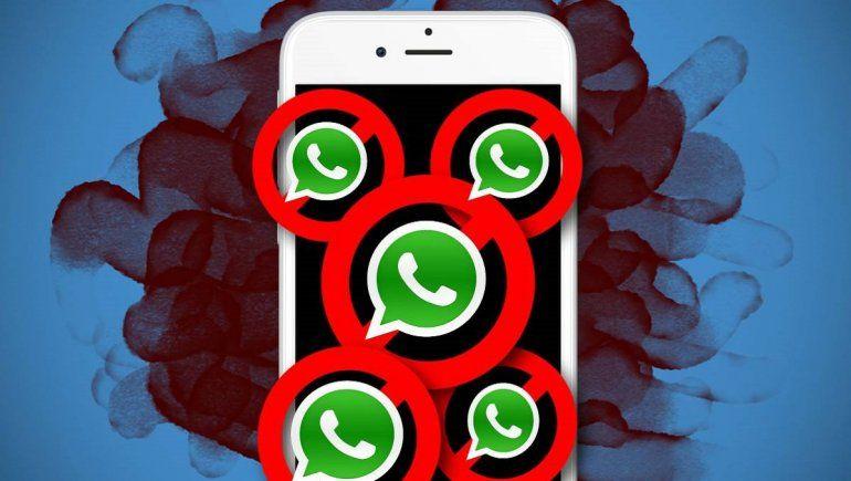 ¿Cómo bloqueo contactos molestos en WhatsApp?
