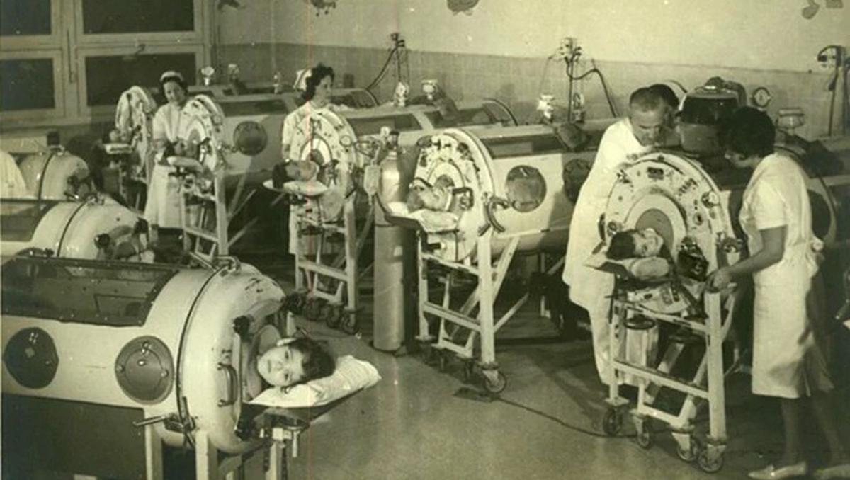 poliomielitis, enfermedad cruel que todavia no se fue