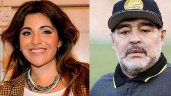 Giannina apuntó contra Luque y Cosachov: dijo que Maradona estaba descuidado