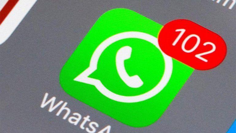 WhatsApp tiene alrededor de 2.000 millones de usuarios en todo el mundo   Foto: Archivo