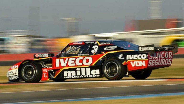 Santero ganó la sexta del TC en San Nicolás. Urcera terminó 39no y Benvenuti 12do.