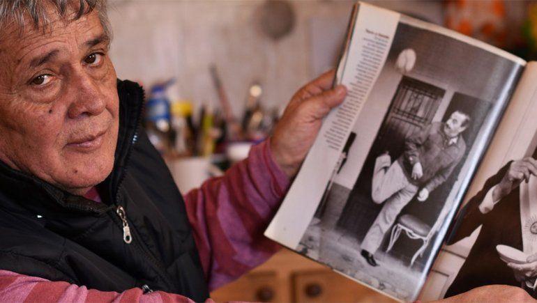Murió Sergio Valenzuela, el mítico gordito de Alfonsín