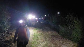 Rescataron a turistas neuquinos que se perdieron en la montaña
