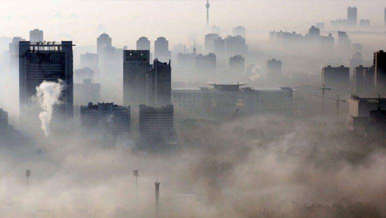 San Luis: crearon un conversor que desintoxica el aire
