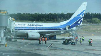 aerolineas anuncio mas conexiones desde neuquen en noviembre